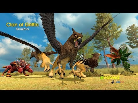 #Clan of Griffin Simulator - By  Wild Foot Games - Adventure - Google play(Super HD Quality)