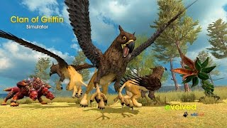 Clan of Griffin Simulator By Wild Foot Games Adventure Google play
