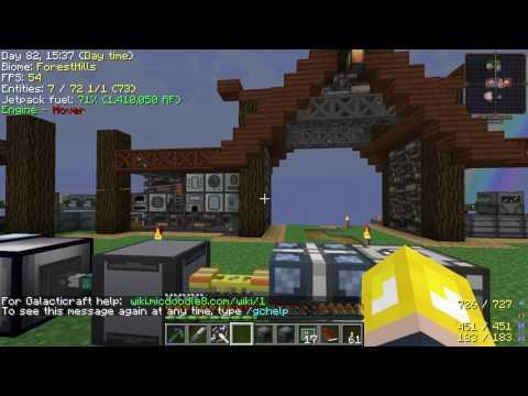 Minecraft - Project Ozone 2 #44: Quantum Flux