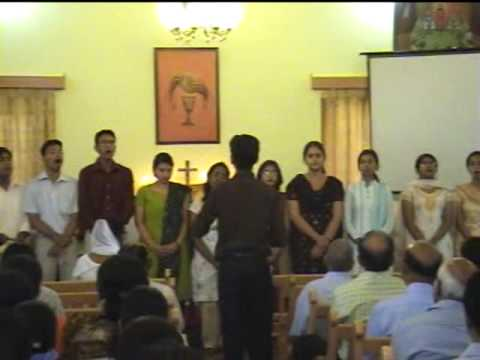 CMC ludhiana Batch 07 chapel service. 26 April 2009... El shaddai