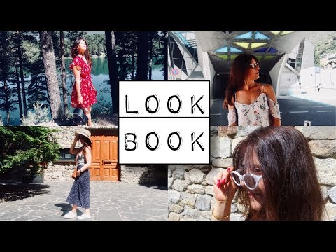 Lookbook Travel Inspiracion | Andorra 2018 Oufits Zara, Bershka...