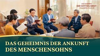 """Christliche Film Clip - Das Geheimnis der """"Ankunft des Menschensohns"""""""