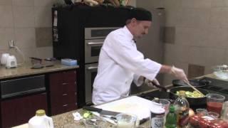 Recipe: Chilled Zucchini Soup