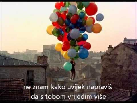 Pavel - Zbog tebe (w/lyrics)