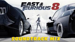 最新ワイスピ8ワイルド・スピード ICE BREAKトラックmix Fast and Furious 8 Sound Track Mix 2017 thumbnail