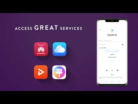 Huawei ID  Tutorial - How To Register 2018