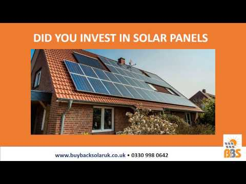 Solar Buy Back UK