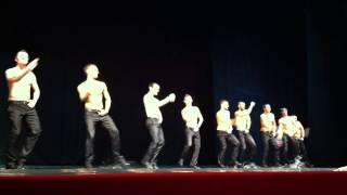 Питерский театр танца Искушение. Шоу