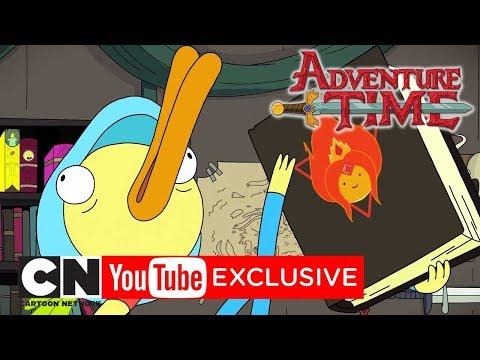 Adventure Time | Mysteries of OOO - Flame Princess | Cartoon Network Africa
