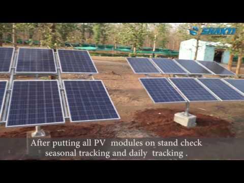 Shakti Solar Water Pumps | Solar Controller and Panels - Shakti Pumps