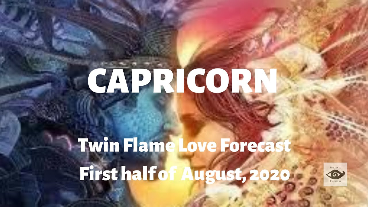 CAPRICORN ♑  A repeating *pattern* creates conflict! Twin Flame Love, First half August 2020