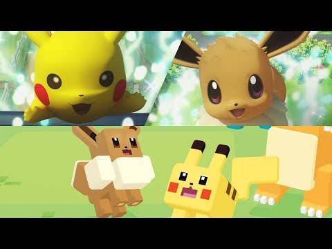 New Pokémon Experiences Announced for Nintendo Switch - 0 - New Pokémon Experiences Announced for Nintendo Switch