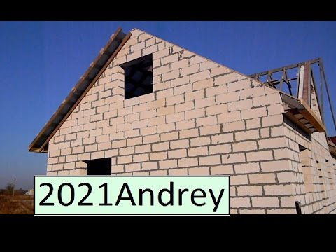 видео: Начали накрывать крышу,  фильм - 13