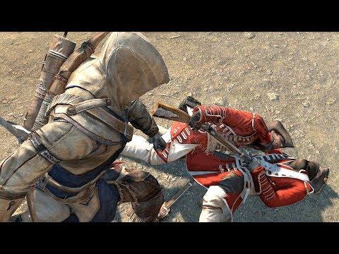 Assassin's Creed 3 Master Connor Free Roam & Combat Ultra Settings thumbnail