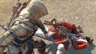 Assassin's Creed 3 Master Connor Free Roam & Combat Ultra Settings