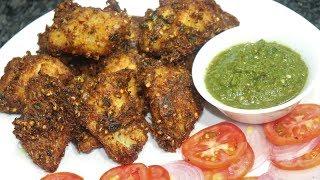 Peshawari Fish Fry Recipe | Machli ke Katle