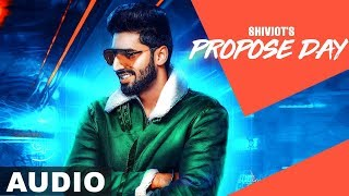 Propose Day (Full Audio) | Shivjot | Rii | Simar Kaur | Latest Punjabi Songs 2019 | Speed Records