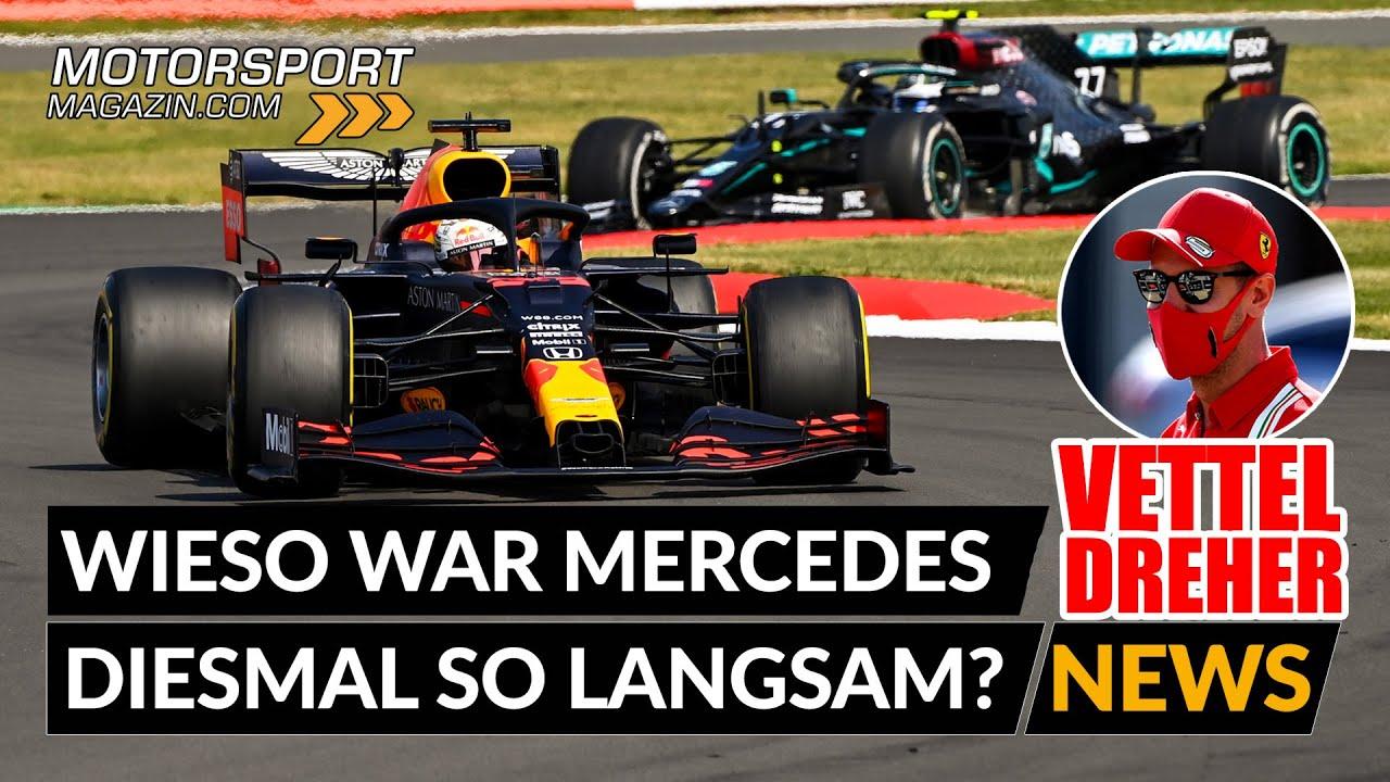 Verstappen schlägt Mercedes: Wie war das möglich?