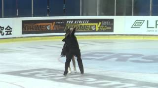 ISU 2014 Jr Grand Prix Ljubljana Free Dance Daria MOROZOVA / Mikhail ZHIRNOV RUS