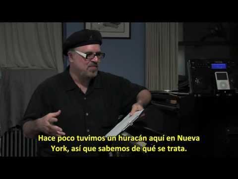 Dave Frank - Clase Maestra sobre Lennie Tristano - Subtitulado