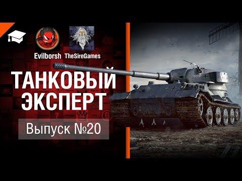 Танковый Эксперт №20 - от Evilborsh и TheSireGames [World of Tanks] thumbnail
