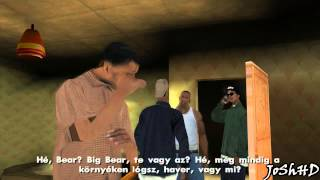Grand Theft Auto: San Andreas (Retro Game) Gameplay PC (HD)