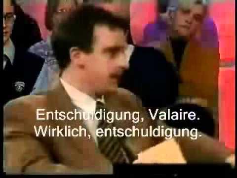 Moderator lacht Gäste aus! (Deutsche Untertitel)
