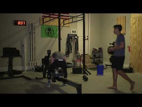 Emily Ting CrossFit Open 18.1