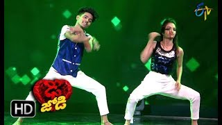 PremSarkar and Garima Performance | Dhee Jodi |  19th September 2018 | ETV Telugu