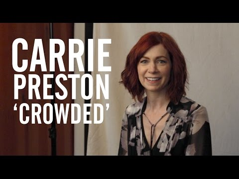 'Crowded' Star Carrie Preston on the 'High Octane' Pace of Her New