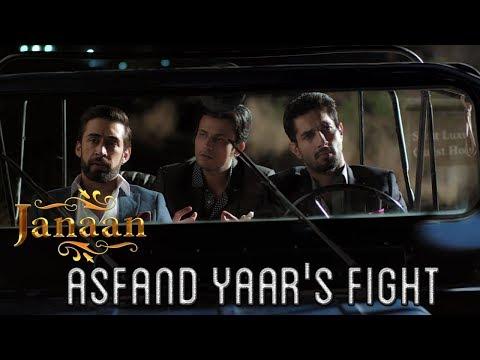 Asfand Yaar's Fight   Fight Scene   Janaan 2016