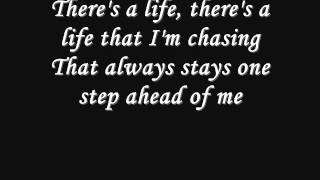 There's a Life - 3 Doors Down (Lyrics)
