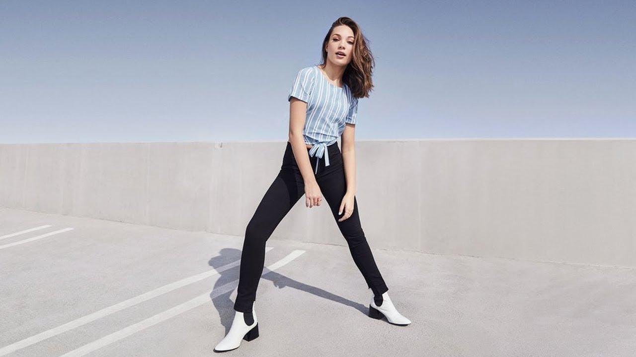 Maddie ziegler back dancing in 2018 youtube