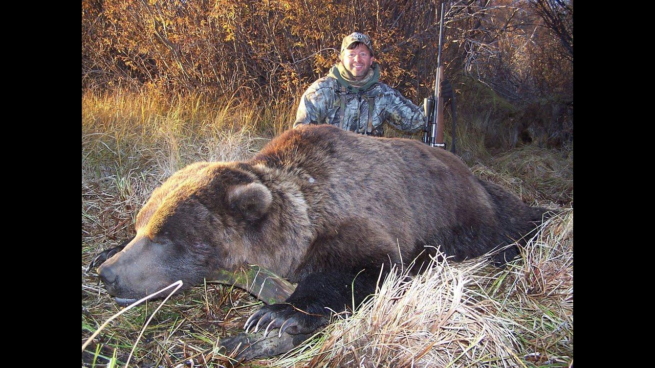 Hunter scott bear