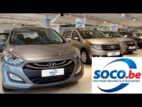Les voitures neuves de SOCO sur Canal Z - 13/05/2014