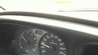 ford mondeo mk2 1.8i zetec drive and acceleration video(1998 Ford Mondeo 1.8 i zetec., 2012-10-15T21:47:53.000Z)