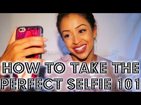 Thumbnail: HOW TO TAKE THE PERFECT SELFIE 101 | Lizzza
