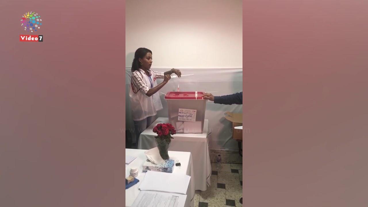 اليوم السابع :إغلاق صناديق اقتراع انتخابات الرئاسة التونسية بمقر السفارة فى مصر