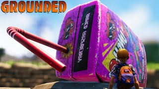 HONEY I SHRUNK THE KIDS GAME | Grounded | First Look Review
