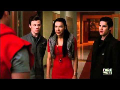 Milloin Blaine dating karofsky