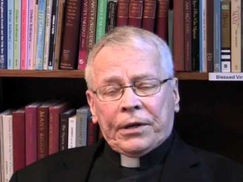 Msgr. William Carr on St. Helena and the True Cross