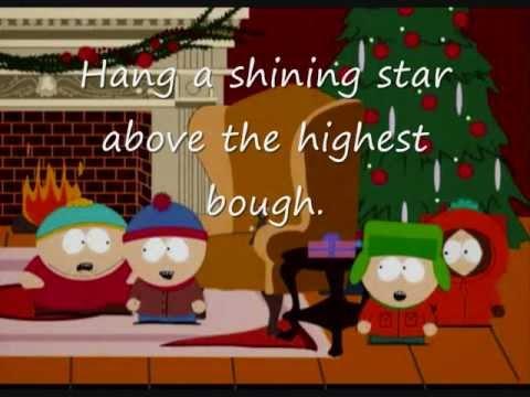 south park christmas carols