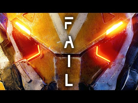 8 Reasons Why Anthem Failed