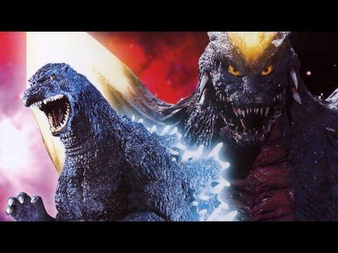 Monster Movie Reviews - Godzilla vs. SpaceGodzilla (1994)