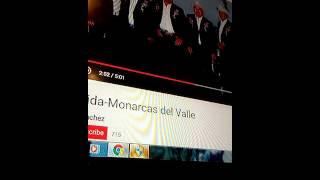 en cada vida karaoke. de. monarcas. del. valle