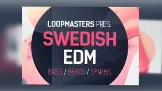 Swedish EDM - Main Room EDM Sample Pack