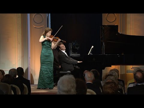 VILDE FRANG & MICHAIL LIFITS play Gabriel Fauré - Sonata for Violin & Piano in A major, op. 13