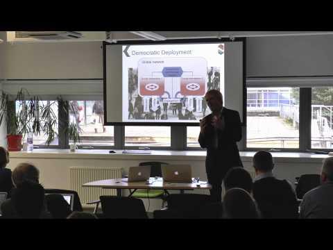 SOCIAM - Setting The Scene: Nigel Shadbolt