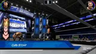 WWE 2K Mobile all finishers