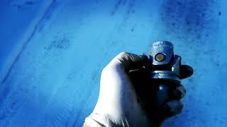 НА ВАЗ 2115,2114,2113,2199,2109,2108 Устанавливаем Шарнир привода КПП от Калины.